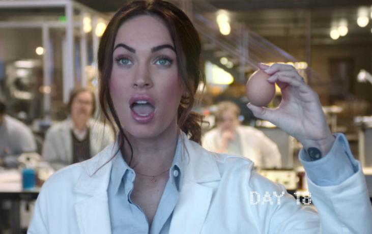 "Megan Fox Can Talk To Dolphins in ""VoxFox"" for Acer"