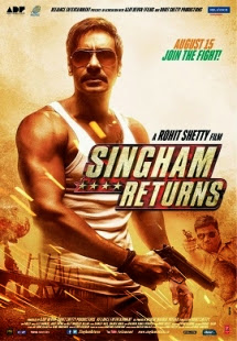 Singham Trở Lại