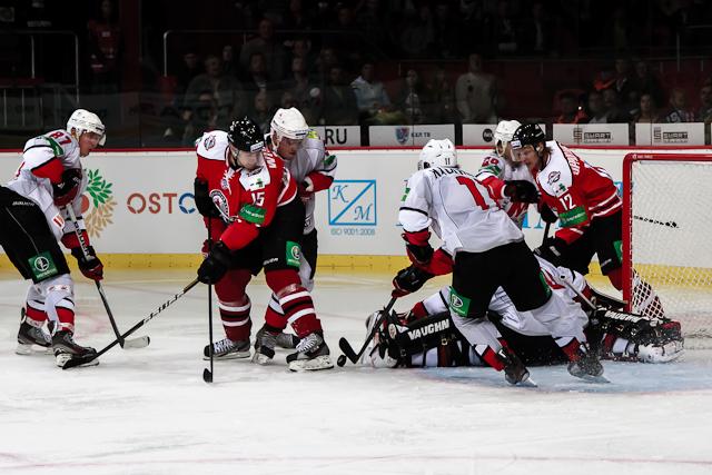 КХЛ Донбасс Металлург Донецк хоккей
