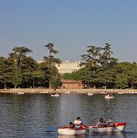 Palacio Real desde la Casa de Campo