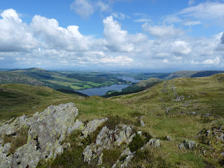 Ullswater from The Knight