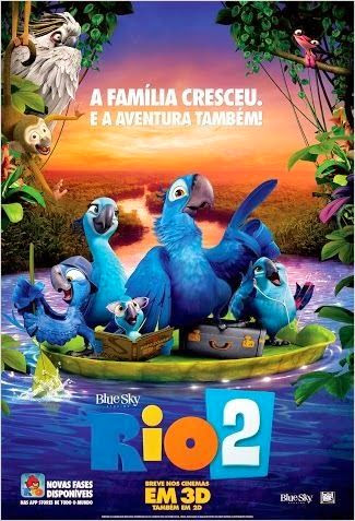 Download – Rio 2 – [TS] AVI Dual Áudio + RMVB Dublado