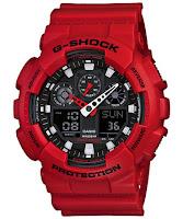 Casio G Shock : GA-100B