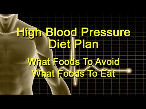 Health Tips: Diet: diet and food affect your blood pressure