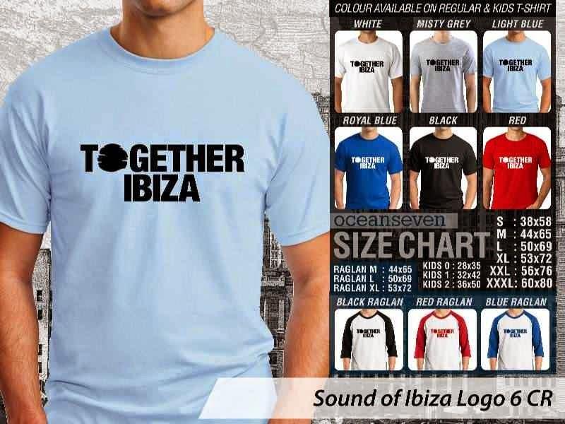 KAOS Musik Ibiza 17 Together Ibiza distro ocean seven