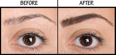 Eyebrow Tinting