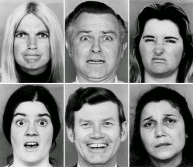 lenguaje no verbal expresión facial caras