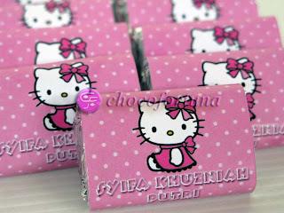 Mini Chocobar Hello Kitty