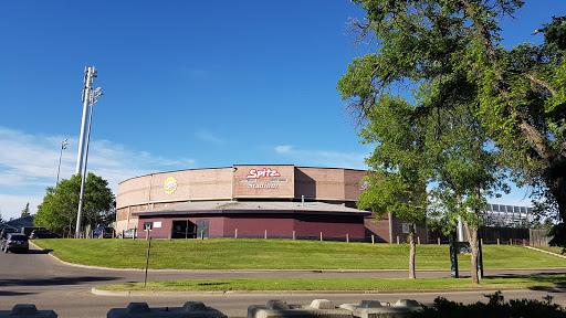 Spitz Stadium, 2425 Parkside Dr S, Lethbridge, AB T1J 4W3, Canada, Event Venue, state Alberta
