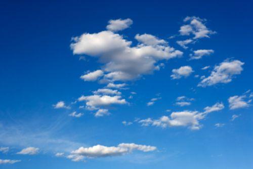 Как на сделать небо голубым
