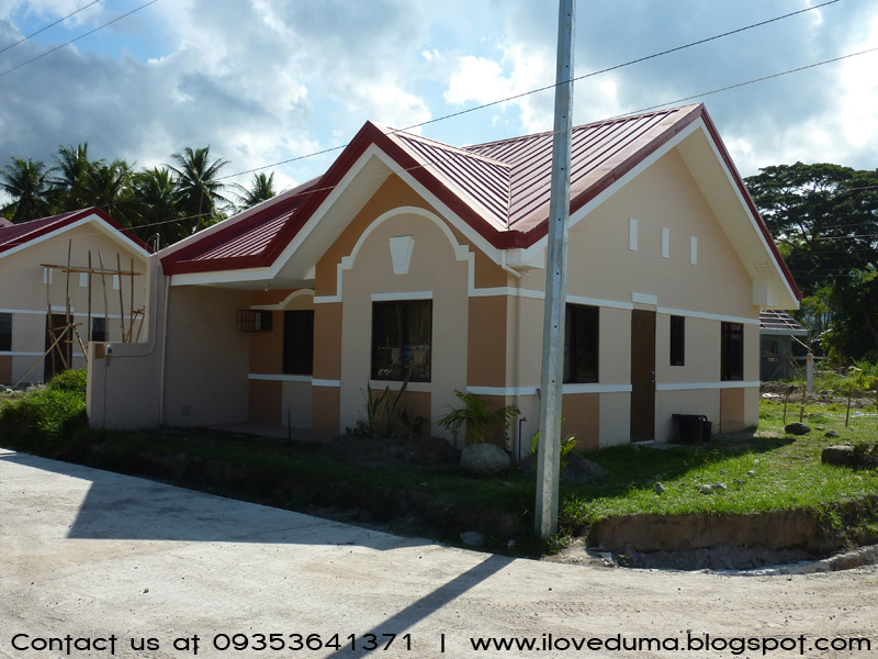 Dumaguete house and lot for sale : Del Carmen House 2