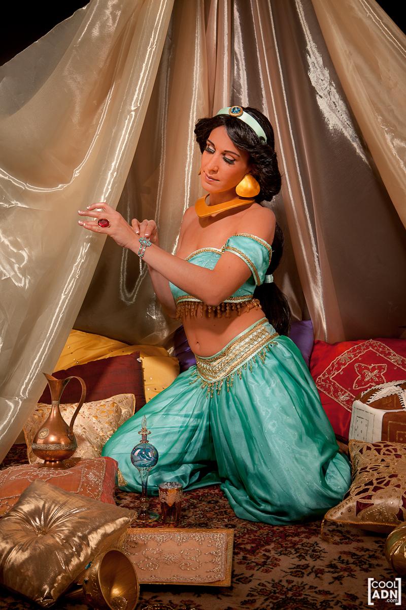 Chiêm ngưỡng vẻ đẹp của công chúa Jasmine - Ảnh 9