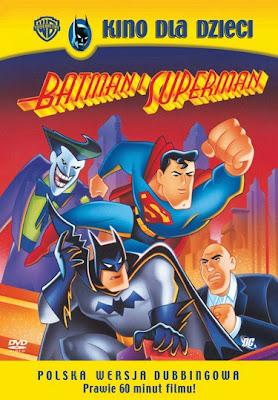 Plakat filmu: Batman i Superman
