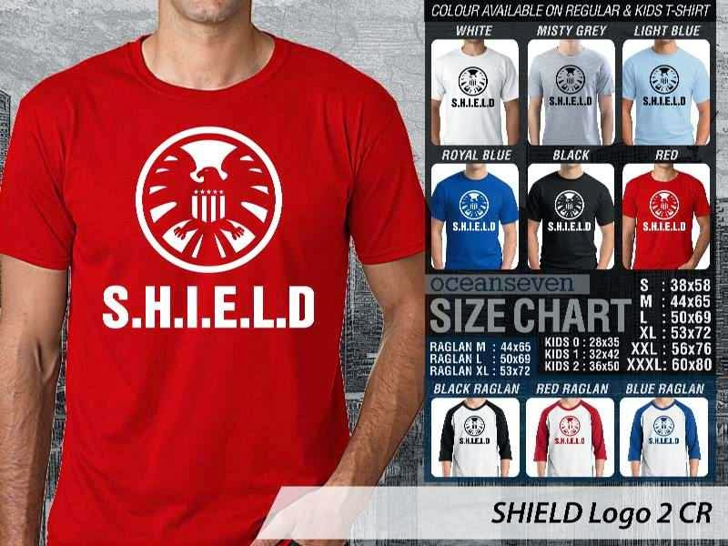 KAOS SHIELD 2 Amazing Superhero distro ocean seven