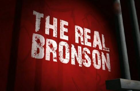 Prawdziwy Bronson / The Real Bronson (2011) PL.TVRip.XviD / Lektor PL