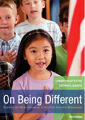 Text: Experiencing race, class, and gender in USA. Description: Picture of Aaron's Cultural Diversity text book.