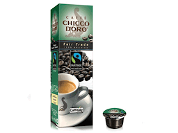 Capsule Chicco d'Oro Caffitaly Fair Trade Arabica