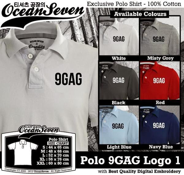 POLO 9GAG Logo 1 IT & Social Media distro ocean seven