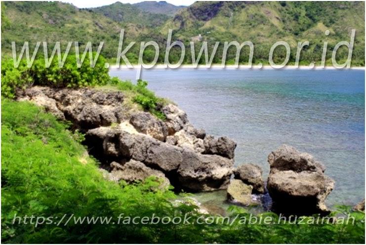 pantai taraujung pamboang majene sulbar