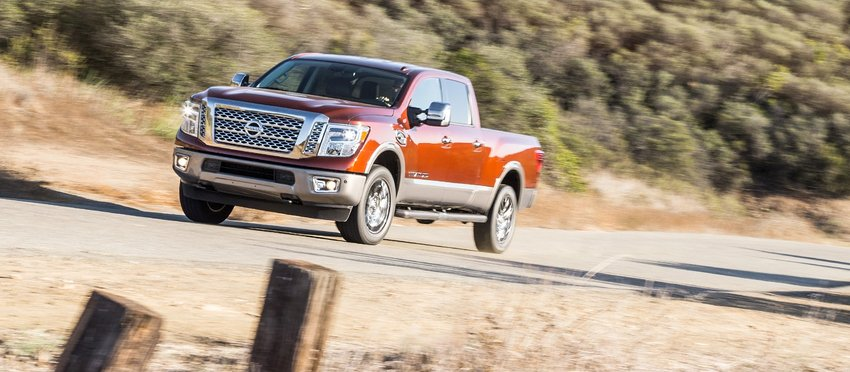2016 Nissan Titan XD Specs MPG Review Car Price Concept