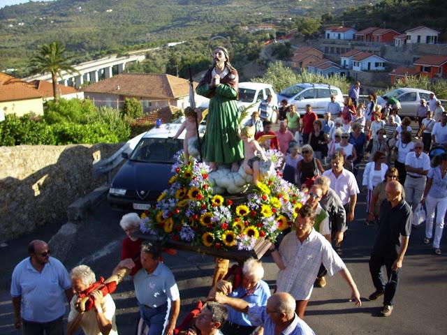 Festa patronale di San Giacomo - frazione Calderina