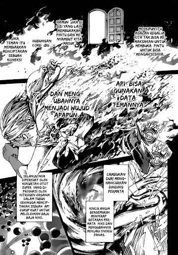 Air Gear 320 Manga Online page 13