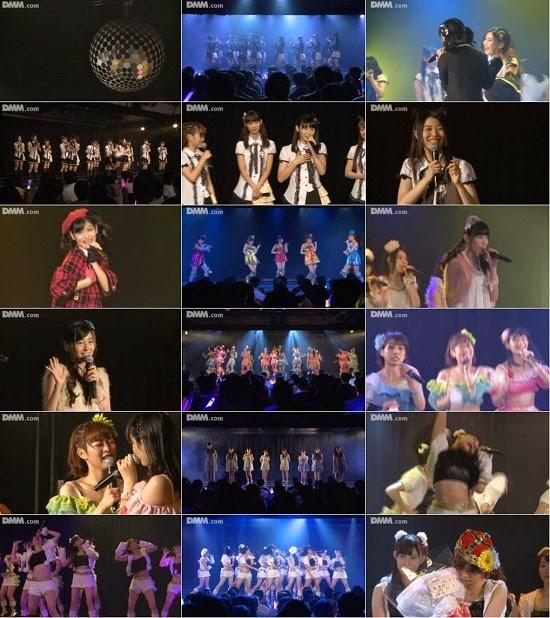 "(LIVE)(公演) SKE48 チームS ""制服の芽"" 都築里佳の生誕祭 141121"