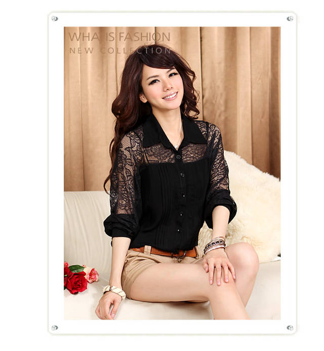 am interested in fashion, especially clothes. I will try my best to