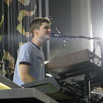 OK, here's a freaky thing...that's not me...it's Blake Shelton's keyboard player Phil!  He played for Jo De Messina before that...I wondered why I was getting myspace messages about playing with her