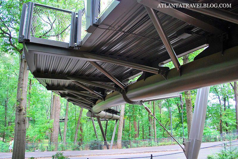 Kendeda Canopy Walk