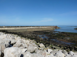 Cowbar Nab & Staithes Harbour