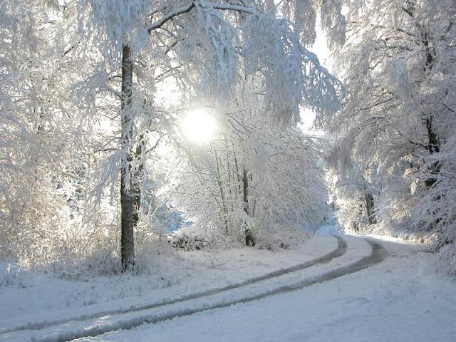 Heart, Snow and Sun