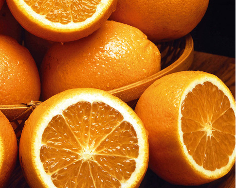 orange Kandungan Phytochi
