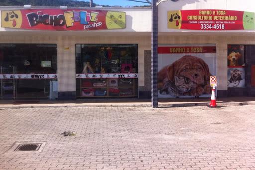 Bicho Feliz Pet Shop, R. Mediterrâneo, 1750 - Sala 3 - Córrego Grande, Florianópolis - SC, 88037-001, Brasil, Loja_de_animais, estado Santa Catarina