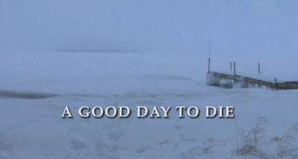 Dobry dzie? na ¶mieræ / Good Day To Die (2011) PL.TVRip.XviD / Lektor PL