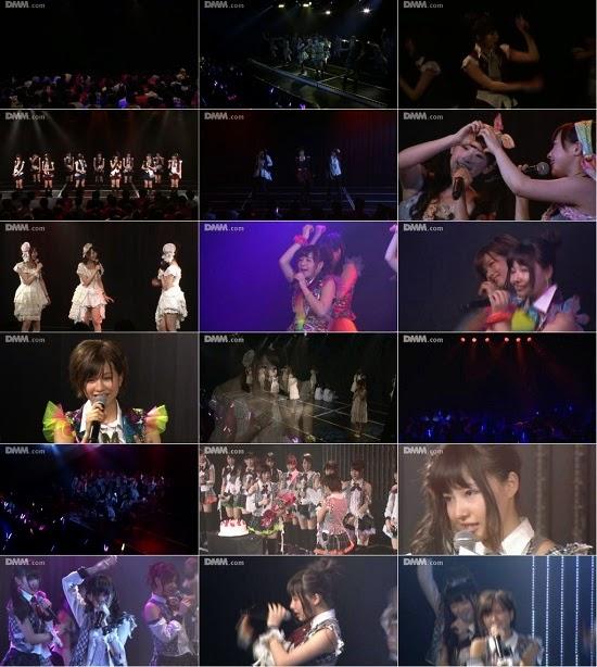 "(LIVE)(公演) NMB48 チームM ""RESET"" 村瀬紗英の生誕祭 150413"