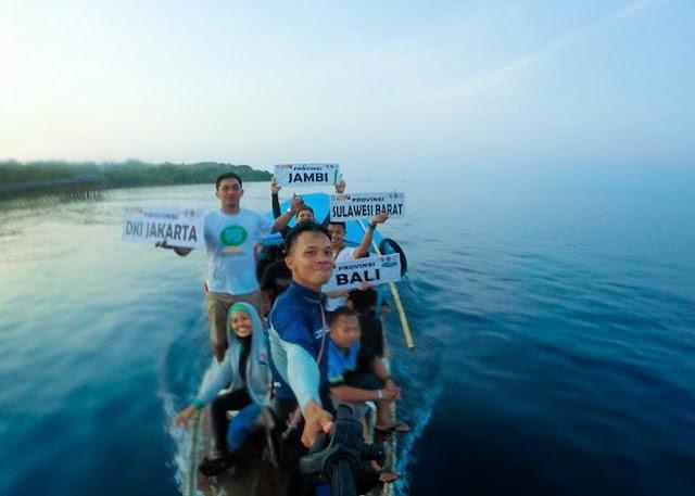 kdm mamuju bpap 2014 pulau karampuang