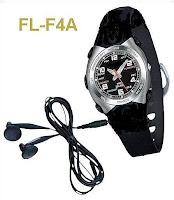 Wrist Watch Voice recorder