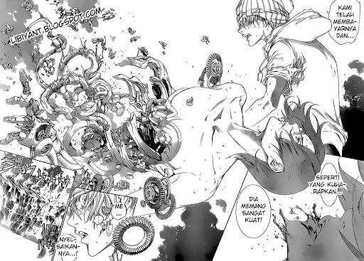 Air Gear 317 online manga page 06