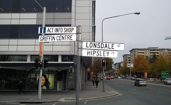 hipsley lane