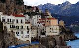 Along The Drive - Amalfi Coast, Italy