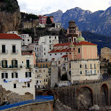Along The Drive - Amalfi Coast, Italy