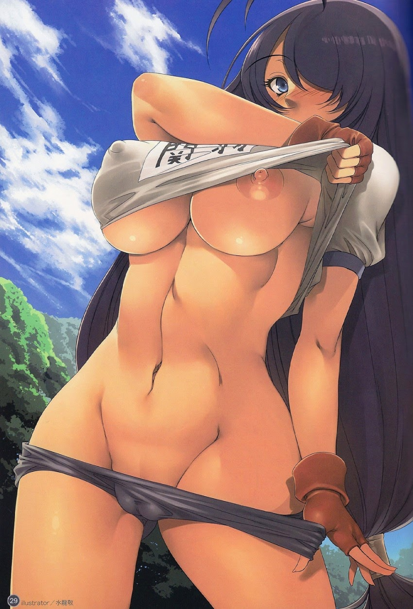 Ikki tousen hentai picture picspilation videos sex toons