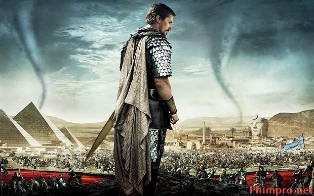 Phim Cuộc Chiến Chống Pharaong