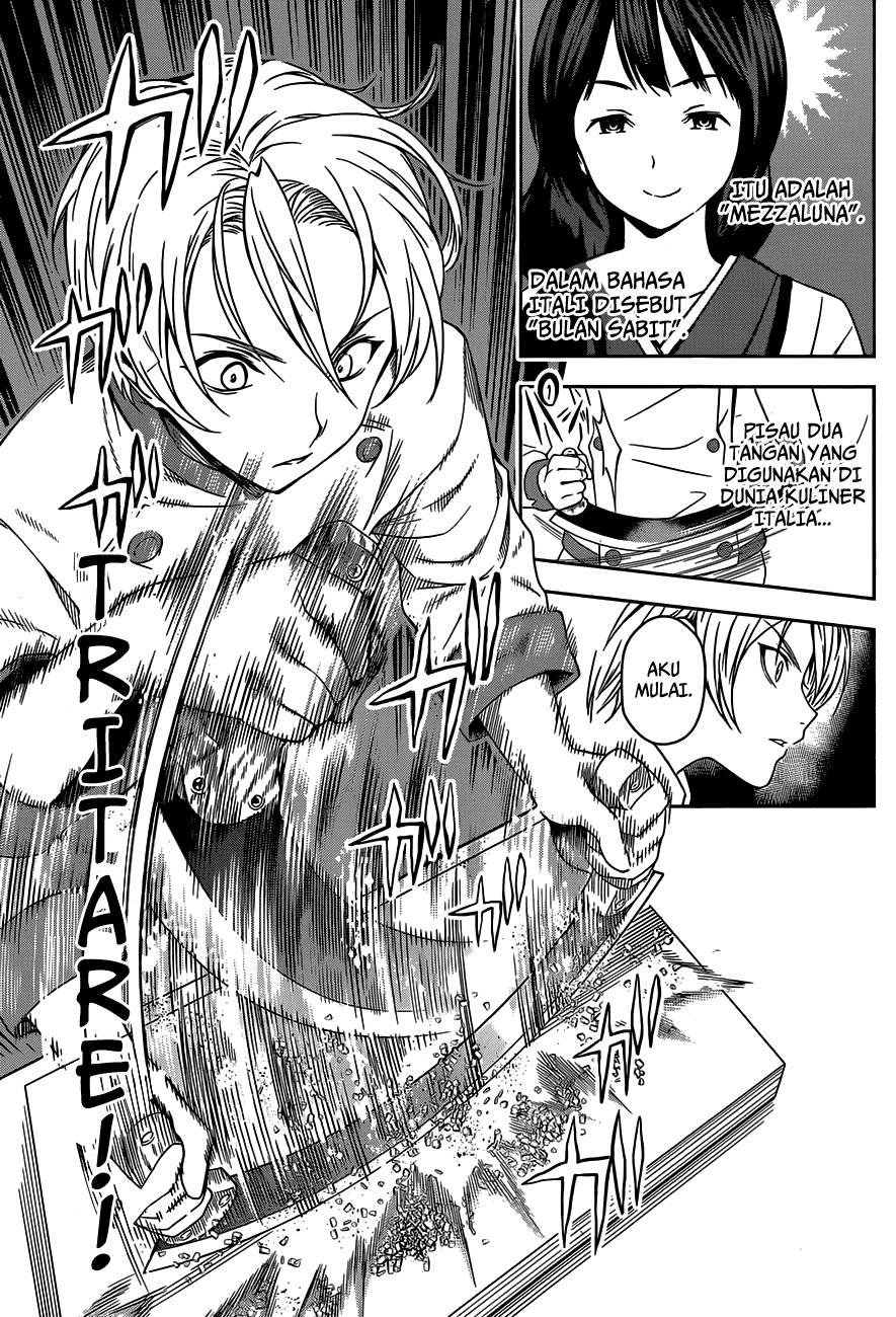 Shokugeki no Souma Chapter 17-5
