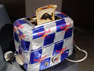 Тостер Red Bull