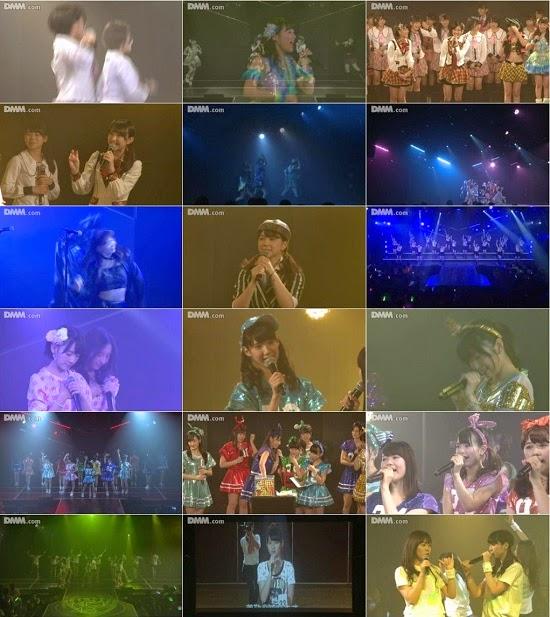 (LIVE)(公演) HKT48劇場3周年 DAY2 & DAY3 & 記念特別公演 141120 141121 141122