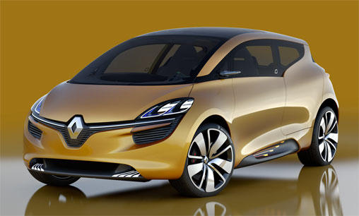 2011 Renault R-Space Concept