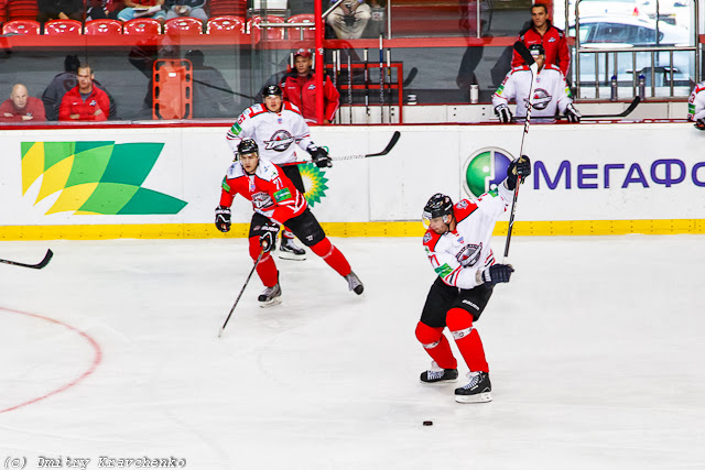 Хоккейный клуб Донбасс открытая тренировка