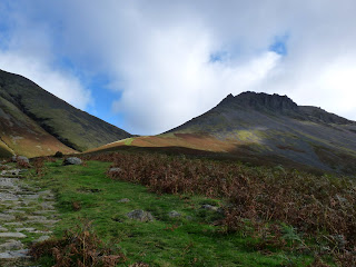 Great Gable ahead